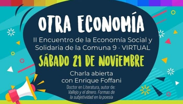 Encuentro Virtual de Economía Social y Solidaria - aquimataderosonline