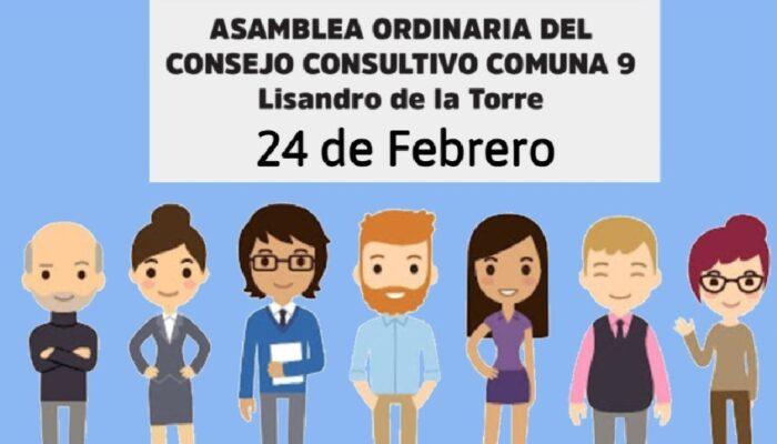 Nueva reunión del Consejo Consultivo Comuna 9