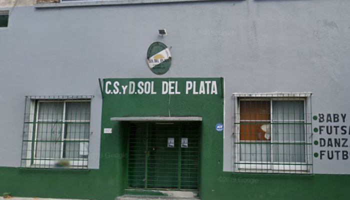 El Club Sol del Plata cumplió 80 años