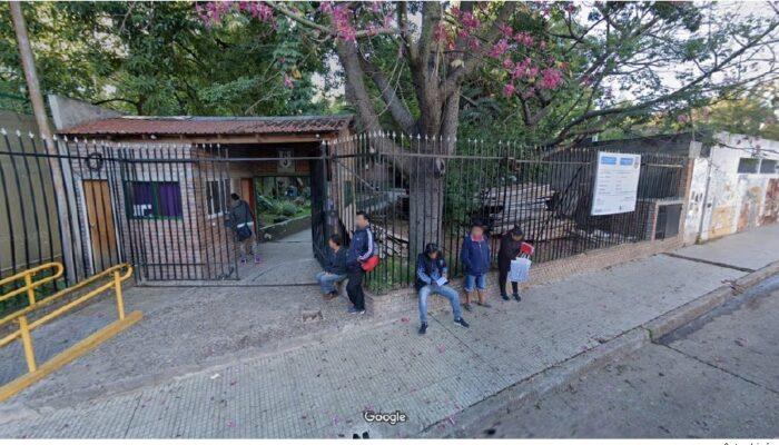 Cortes de calles al tránsito en entornos escolares
